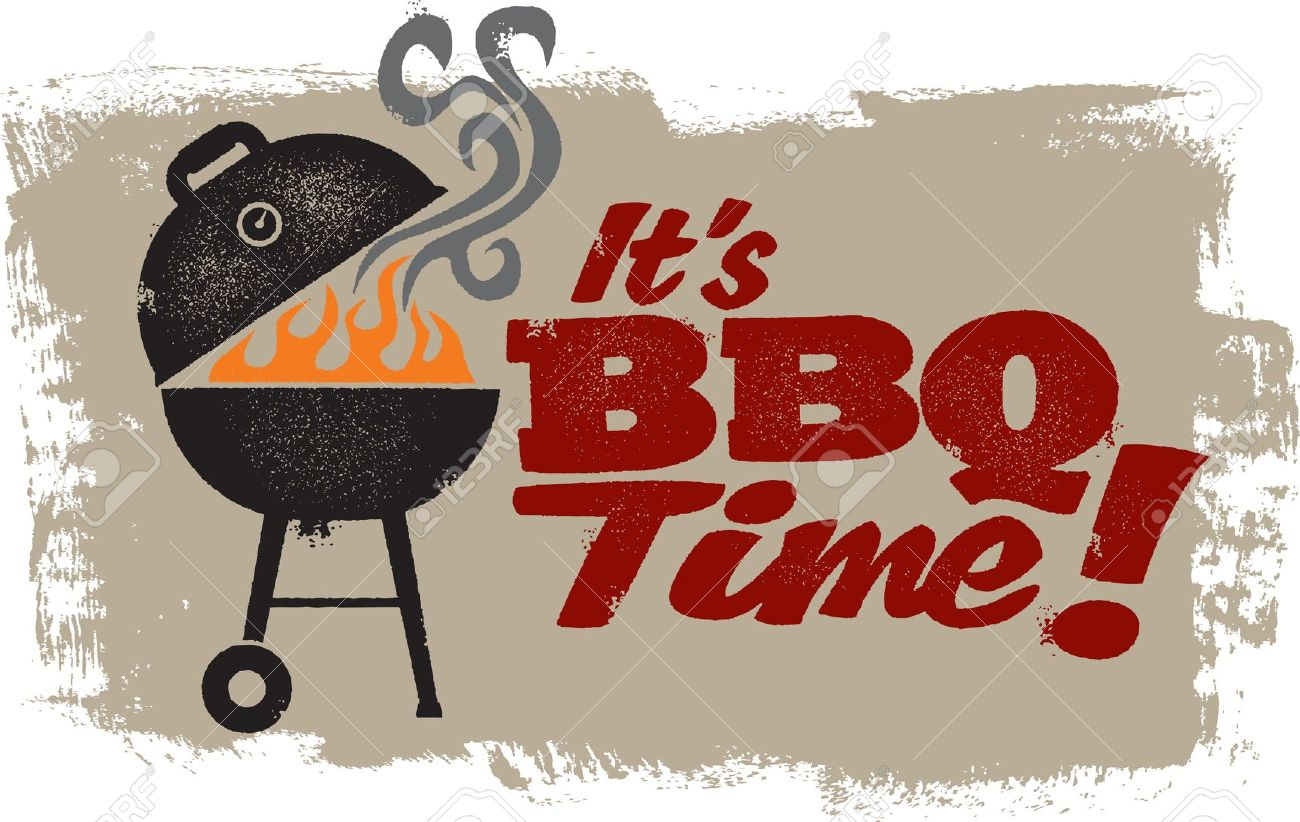 12495646-It-s-BBQ-Grilling-Time-Stock-Vector-bbq-barbecue-grill
